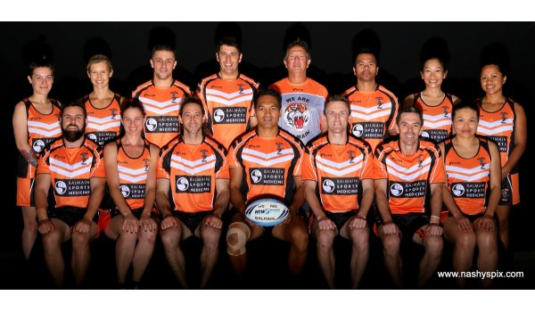 2015 Balmain Senior Mixed Team