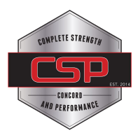 Complete Strength & Performance Logo
