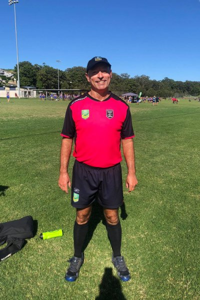 Steve Pratt - Our Top Referee
