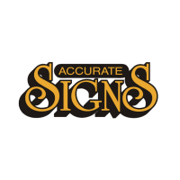 Accurate Signs Logo
